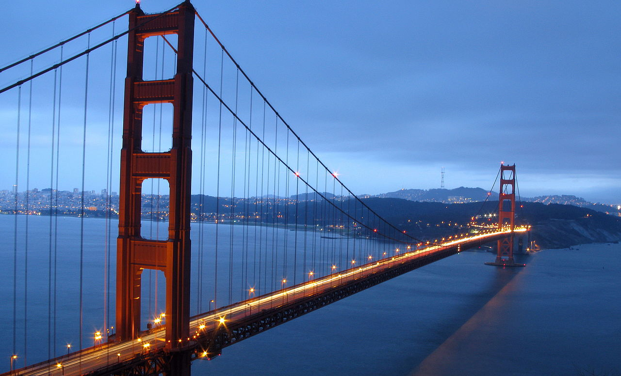 Global Media Services GmbH_Golden Gate Bridge