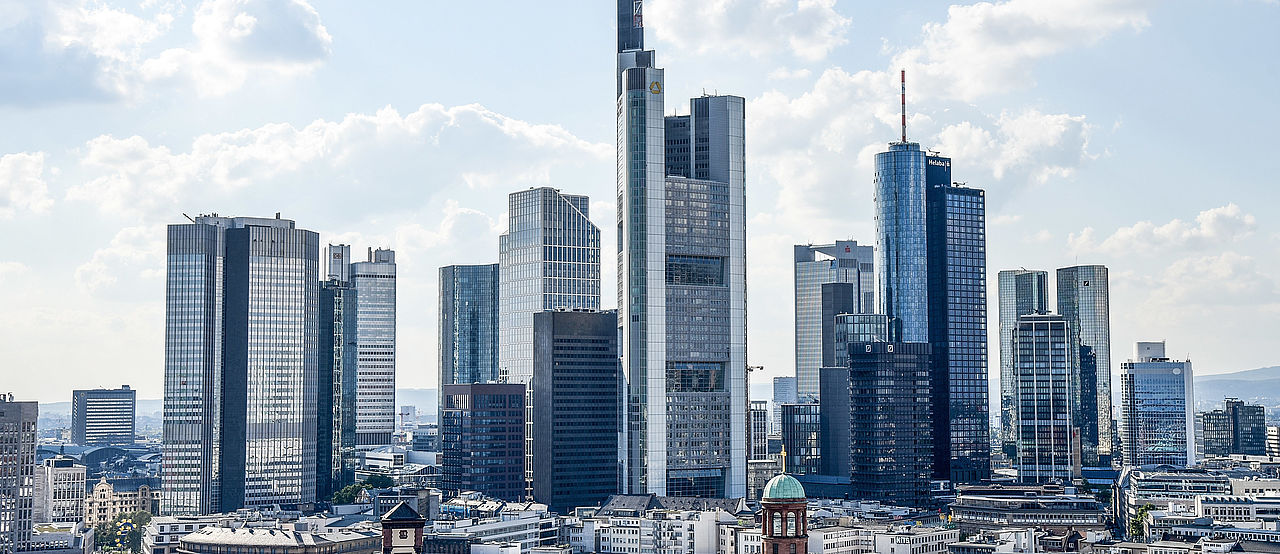 dpa Picture-Alliance GmbH_Skyline Frankfurt